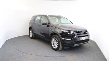Land Rover Discovery Sport TD4 SE TECH