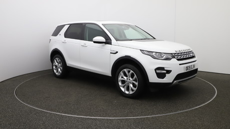 Land Rover Discovery Sport SD4 HSE