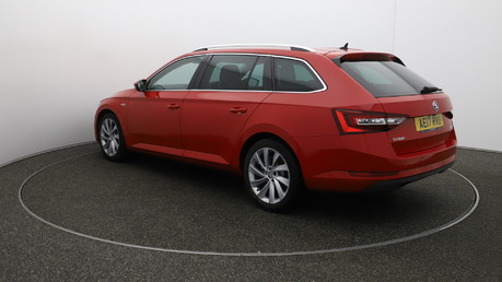 Skoda Superb LAURIN AND KLEMENT TDI 4