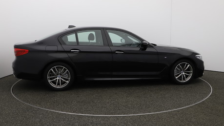 BMW 5 Series 520D XDRIVE M SPORT