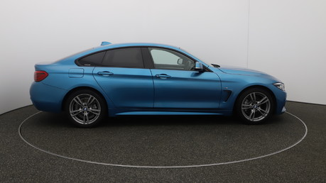BMW 4 Series Gran Coupe 420I M SPORT GRAN COUPE