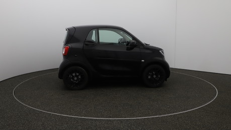 Smart fortwo EDITION BLACK