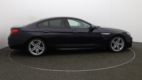 BMW 6 Series 640I M SPORT GRAN COUPE
