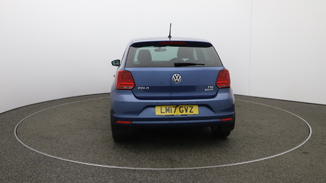 Volkswagen Polo MATCH EDITION TSI DSG 3