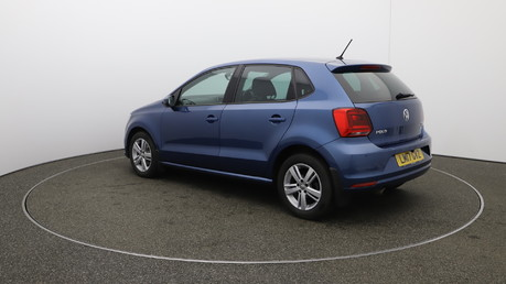 Volkswagen Polo MATCH EDITION TSI DSG 4