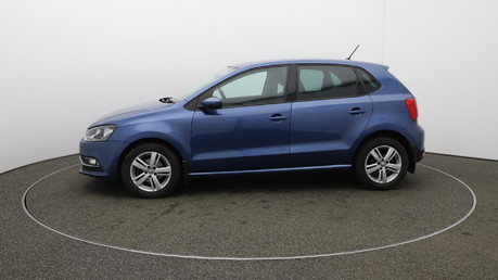 Volkswagen Polo MATCH EDITION TSI DSG 5