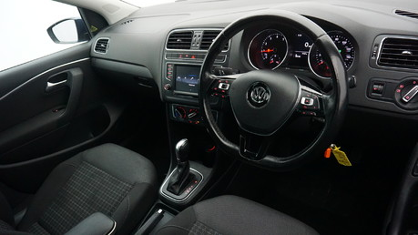 Volkswagen Polo MATCH EDITION TSI DSG 9