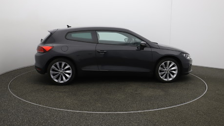 Volkswagen Scirocco GT TSI BLUEMOTION TECHNOLOGY