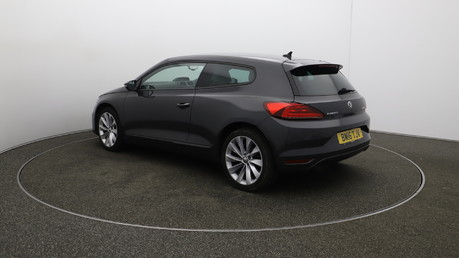 Volkswagen Scirocco GT TSI BLUEMOTION TECHNOLOGY 4