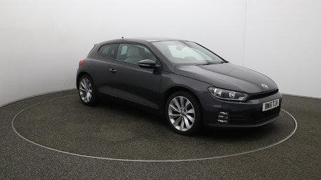 Volkswagen Scirocco GT TSI BLUEMOTION TECHNOLOGY 8