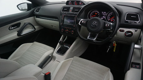 Volkswagen Scirocco GT TSI BLUEMOTION TECHNOLOGY 9