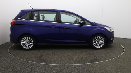 Ford Grand C-Max GRAND TITANIUM TDCI